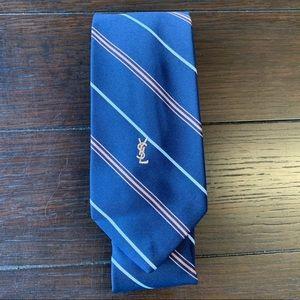 Vintage YSL tie